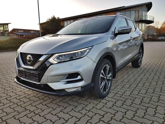 Nissan Qashqai - N-Connecta - NAVI/PANORAMA-DACH/KAMERA Lagerfahrzeug
