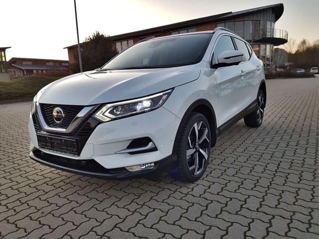 Nissan Qashqai - Tekna  LED/NAVI/ALU/BOSE-SOUND Lagerfahrzeug