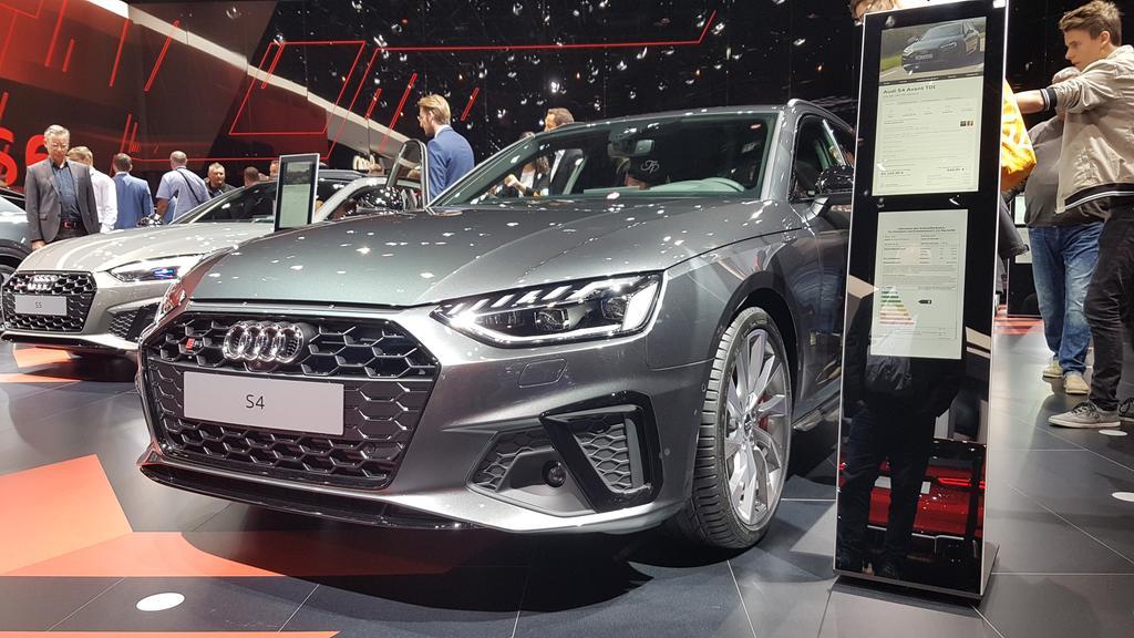Audi A4 Avant 45 Tdi 2020 Klima Gra Neuwagen Mit Rabatt Eu Reimporte Gunstig