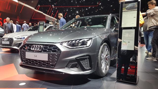Audi A4 Avant MJ 2020 /KLIMAAUT/GRA
