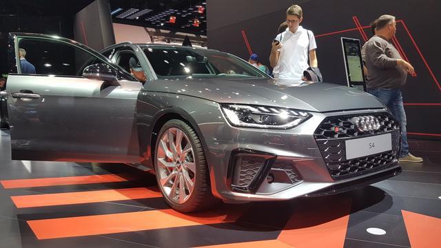 Audi A4 Avant 40 TDI/2020/KLIMA/GRA