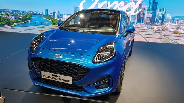 Ford Puma - ST-Line Navi, Alu, Klima, Sitzheizung Vorlauffahrzeug