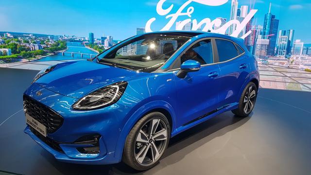 Ford Puma - Trend Radio, Klima Sitzheizung Bestellfahrzeug