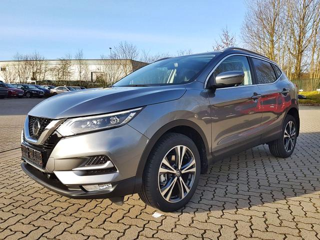 Qashqai    N-Connecta LED/NAVI/ALU