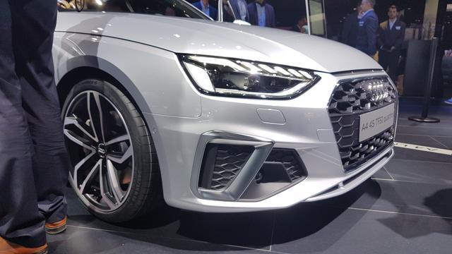 Audi A4 Limousine S line MJ 2020/KLIMAAUT/LED