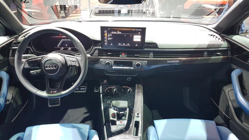 Audi A4 Limousine Advanced Mj 2020 Klimaaut Alarm Neuwagen Mit Rabatt Eu Reimporte Gunstig