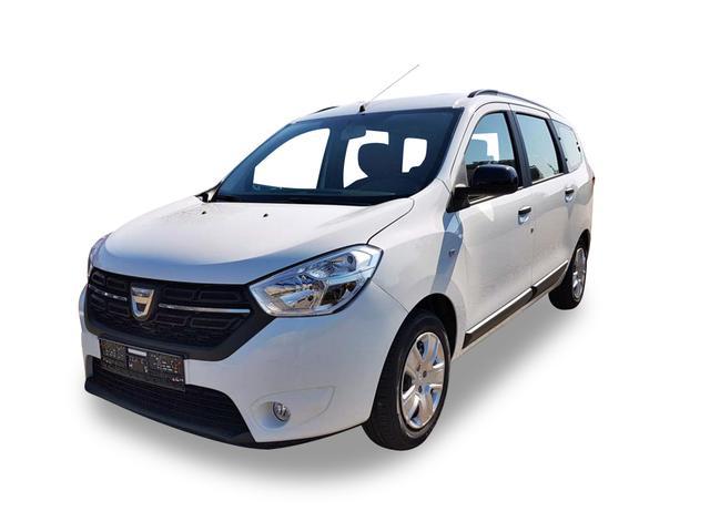 Dacia Lodgy - Stepway 7-Sitzer Klima GRA PDC hinten Bestellfahrzeug, konfigurierbar