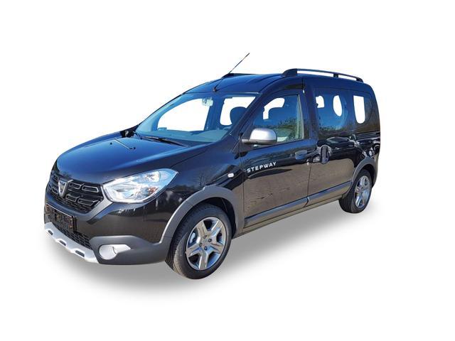 Dacia Dokker - Stepway Klima/GRA/Nebelscheinwerfer Bestellfahrzeug, konfigurierbar