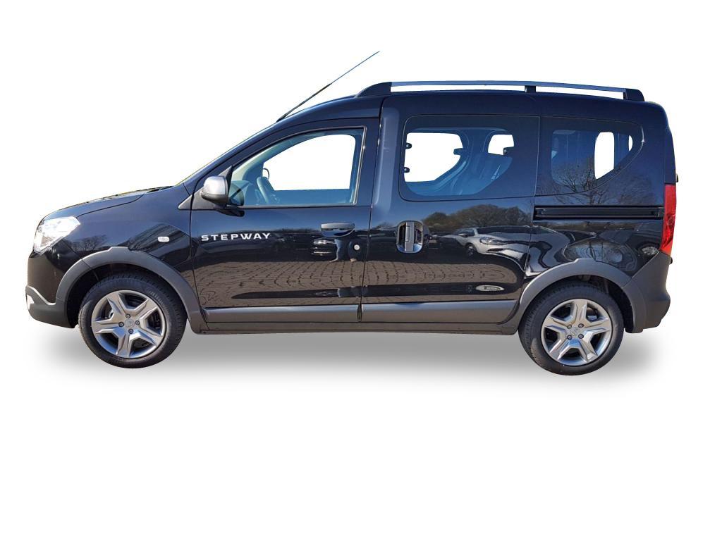 Dacia Dokker Stepway EU-Neuwagen Re-Import