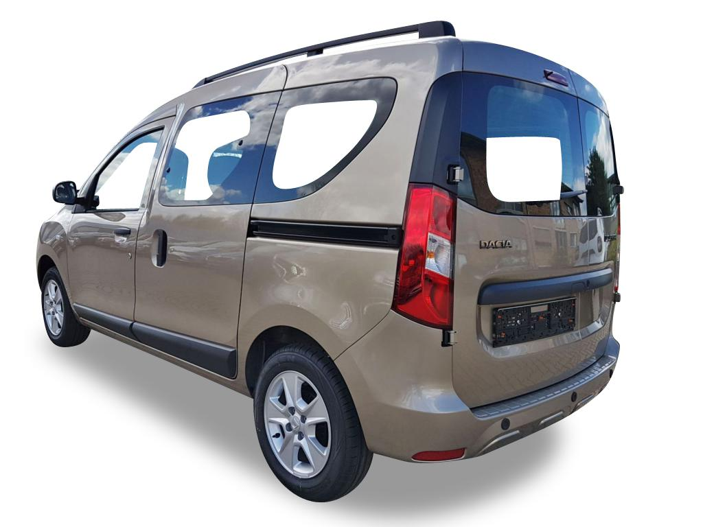 Dacia Dokker Laureate EU-Neuwagen Re-Import