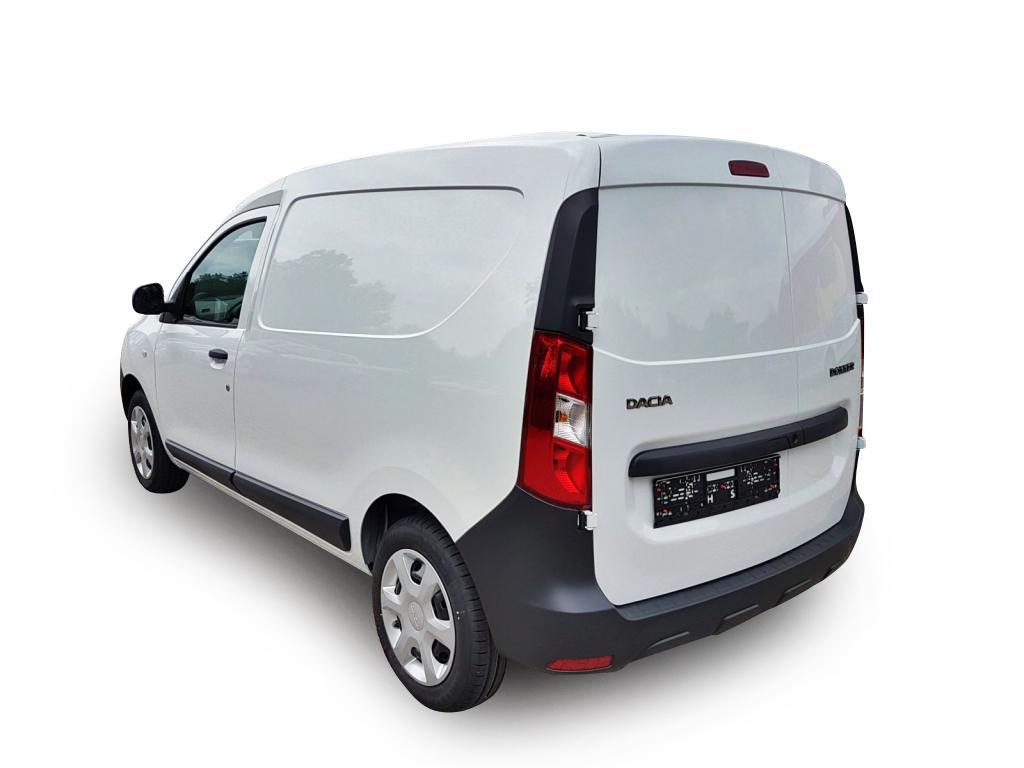 Dacia Dokker Express EU-Neuwagen Re-Import