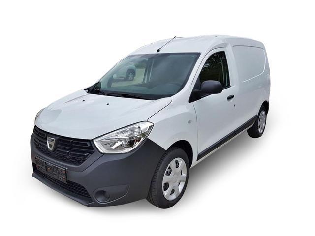 Dacia Dokker - Comfort Bestellfahrzeug, konfigurierbar