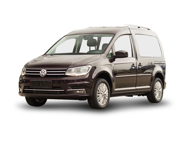 Volkswagen Caddy - Highline ALU/SHZ/BLUETOOTH/GRA Bestellfahrzeug