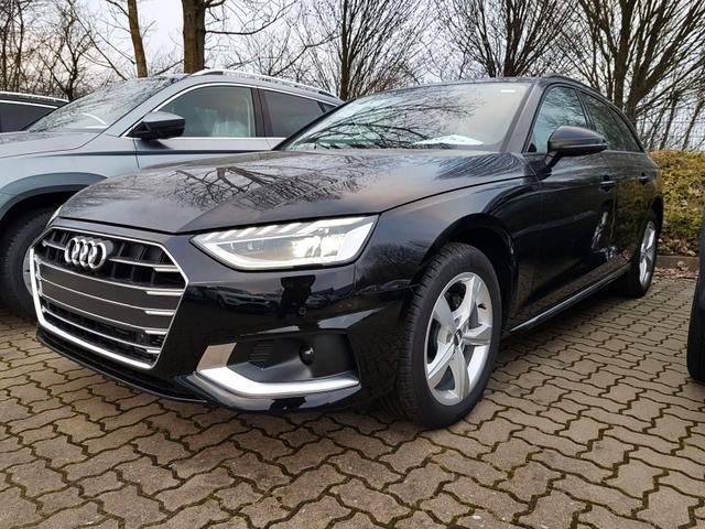 Audi A4 Avant - Advanced LED/SHZ/PDC Lagerfahrzeug