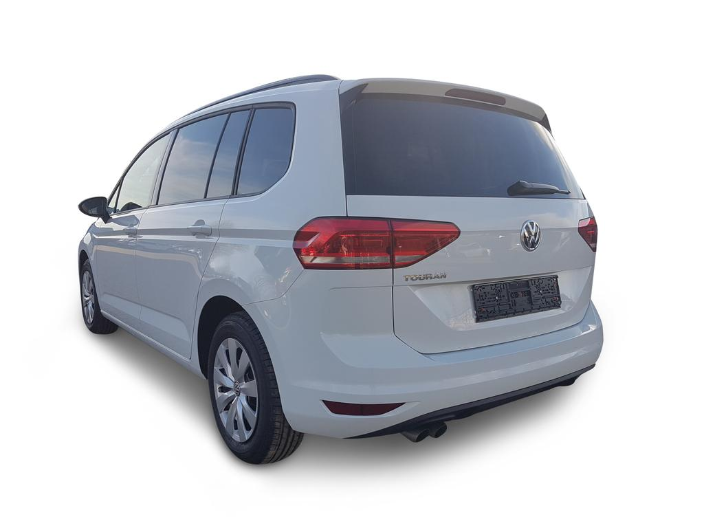 VW Touran EU-Neuwagen Reimport