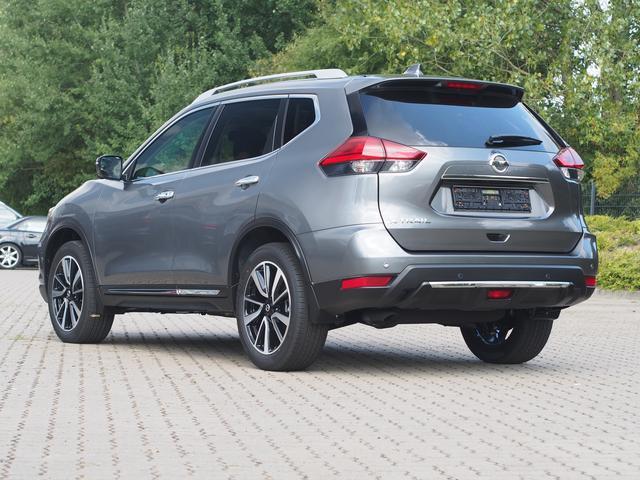 Nissan X-Trail Visia 5-Sitzer SHZ / Klima PDC v+h