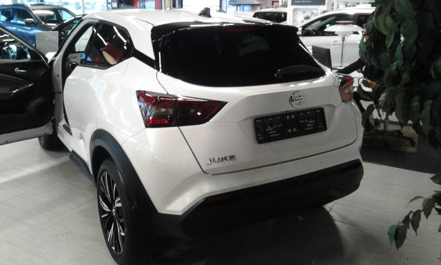 Nissan Juke Tekna MJ 2020/ LED / PDC v+h