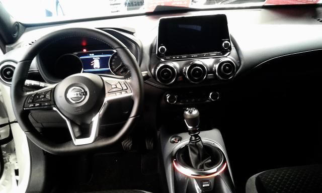 Nissan Juke N-Connecta MJ 2020/ SHZ / PDC