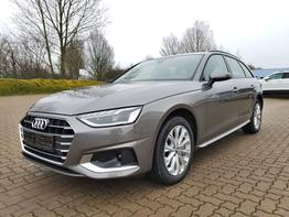 A4 Avant - Advanced 40 TDI/2020/NAVI/LED