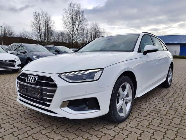 Lagerfahrzeug Audi A4 Avant - Advanced 35 TDI/2020/SHZ/LED