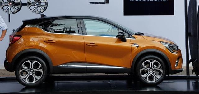Renault Captur Intens MJ 2020/LED/NAVI