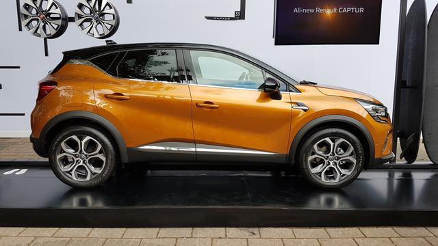 Renault Captur Intens MJ 2020/LED/NAVI