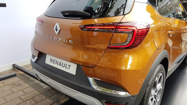 Renault Captur Zen MJ 2020/LED/SHZ