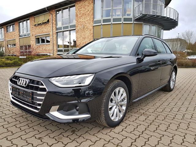 Lagerfahrzeug Audi A4 Avant - Advanced 40 TDI/2020/NAVI/LED