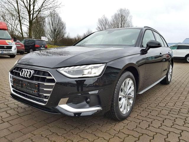 Audi A4 Avant - Advanced 40 TFSI/2020/NAVI/LED Lagerfahrzeug