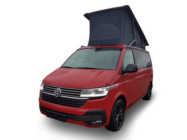 Volkswagen T6 California - Ocean Edition T6.1 - Alu, LED, SHZ, Standhzg., Klimaaut., Dach hydraulisch Bestellfahrzeug, konfigurierbar