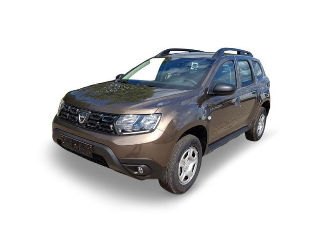 Dacia Duster - Essential Plug & Play/ LED-Tagfahrlicht/Berganfahrhilfe Bestellfahrzeug