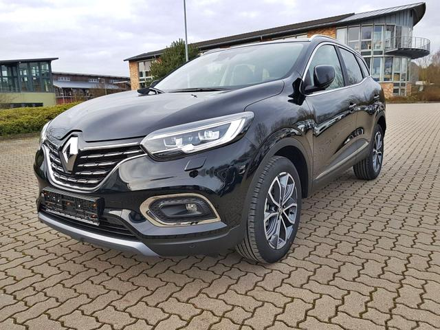 Renault Kadjar - Intens NAVI/LED/ALU Lagerfahrzeug