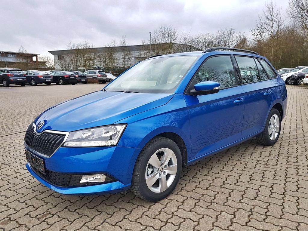 Skoda  Fabia Combi EU-Neuwagen Reimport