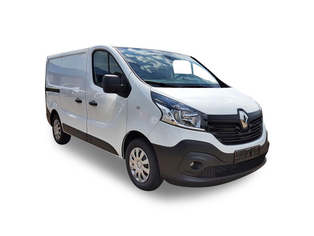 Renault Trafic EU-Neuwagen Reimport