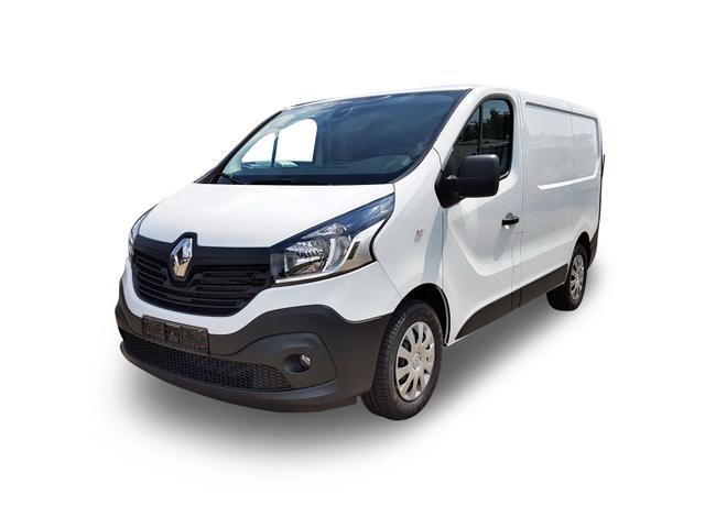 Renault Trafic - Kastenwagen Navi/Kamera/Klima Lagerfahrzeug