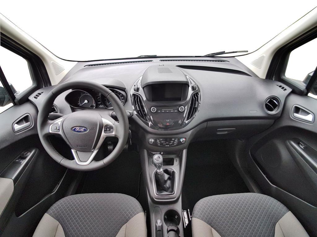 Ford Tourneo Courier Titanium Klimaautomatik 16 Lm Gra Neuwagen Mit Rabatt Eu Reimporte Gunstig