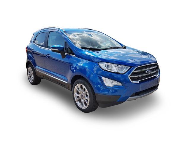 Ford EcoSport - Titanium Klimaaut./ PDC h/ DAB  Bestellfahrzeug, konfigurierbar