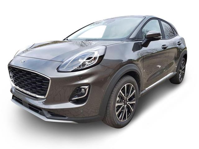 Ford Puma - Titanium Navi, Alu, Klima, Sitzheizung Bestellfahrzeug