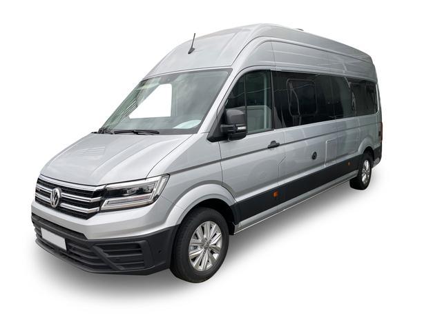 Volkswagen Grand California - 680 - Gasheizung, Küche, Längsschläfer Bestellfahrzeug, konfigurierbar