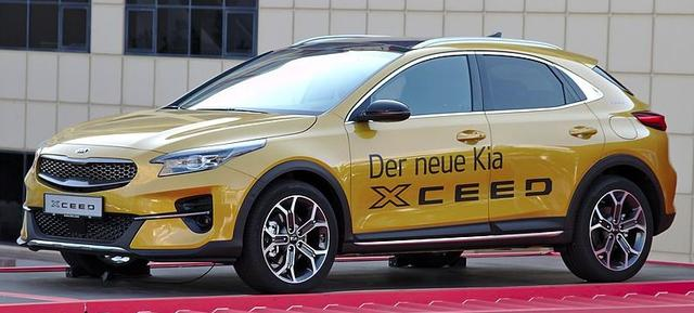 Kia XCeed - Comfort KAMERA/ KLIMAAUT./PDC h Bestellfahrzeug, konfigurierbar