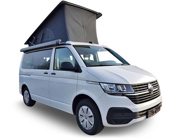 Volkswagen California 6.1 - Coast T6.1 KÜCHE/APP-CONNECT/DAB Bestellfahrzeug, konfigurierbar