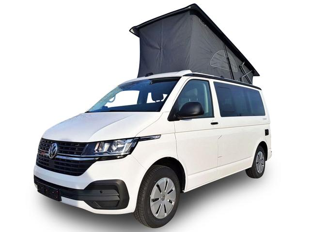 Volkswagen T6 California Coast T6.1 - Küche, Klima, App-Connect