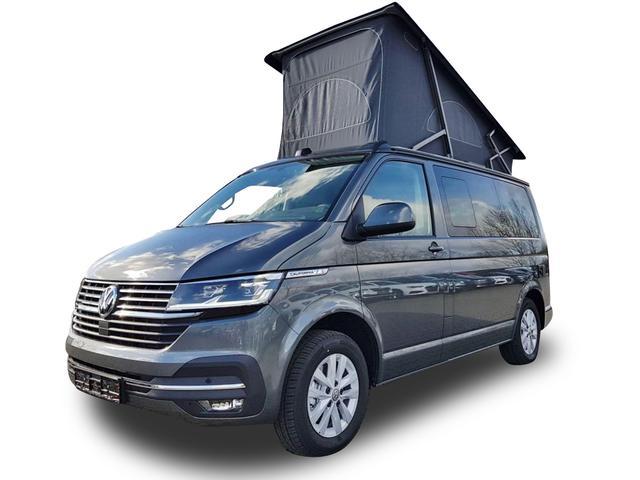 Volkswagen T6 California - Ocean T6.1 - LED, SHZ, Standhzg., Klimaaut., Dach hydraulisch Bestellfahrzeug, konfigurierbar