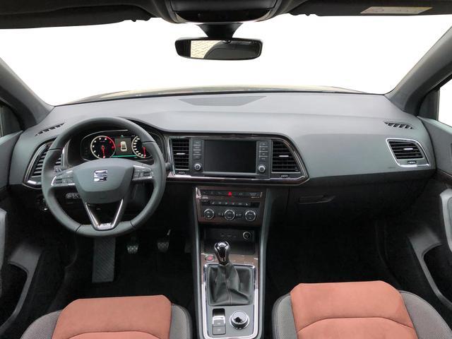 Seat Ateca EU-Neuwagen Reimport