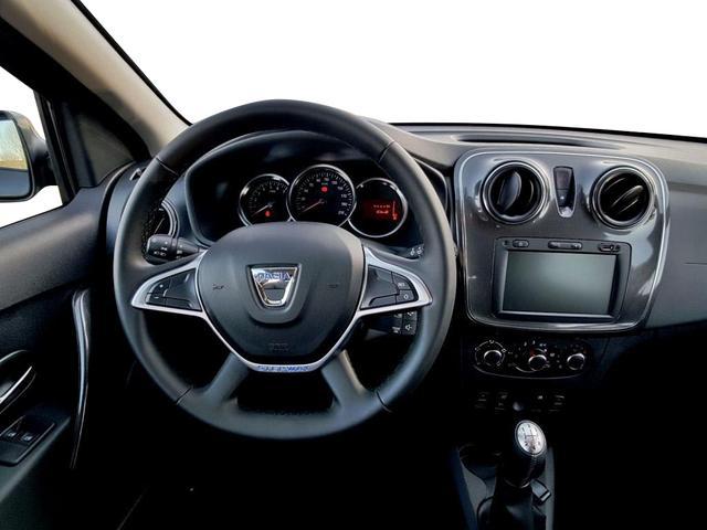 Dacia Sandero EU-Neuwagen Reimport