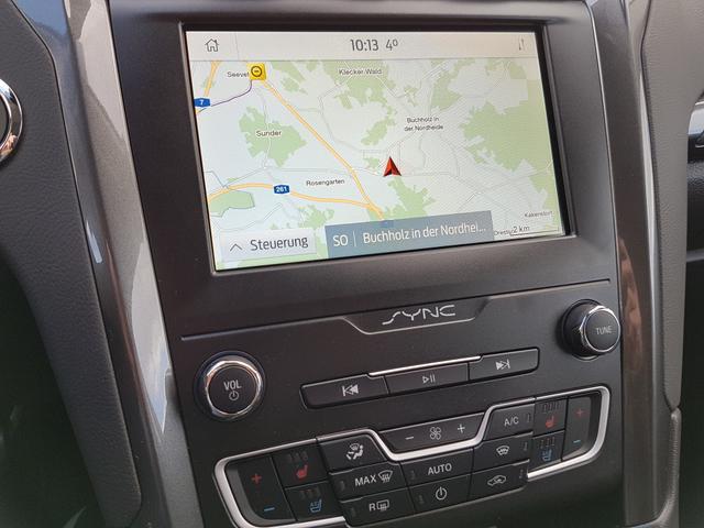 Ford Mondeo Turnier EU-Neuwagen Reimport