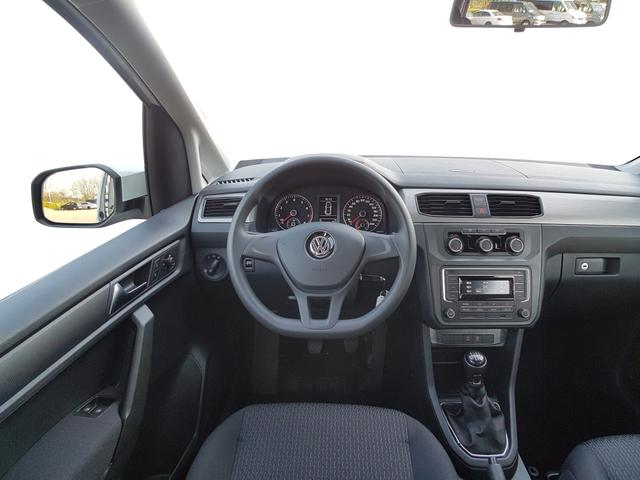 VW Caddy EU-Neuwagen Reimport
