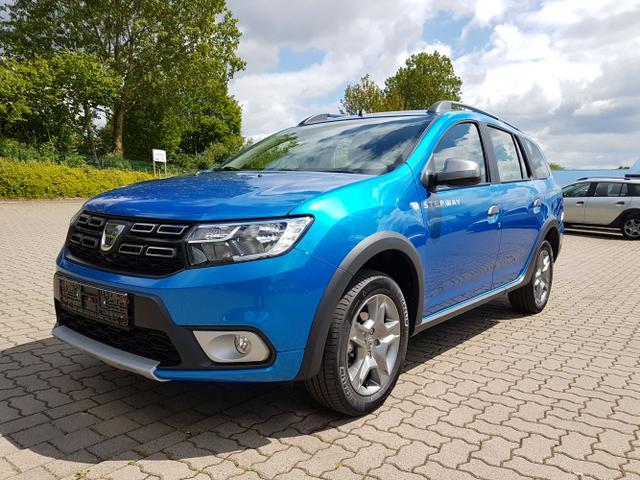 Lagerfahrzeug Dacia Logan MCV - Stepway - NAVI/PDC/KAMERA