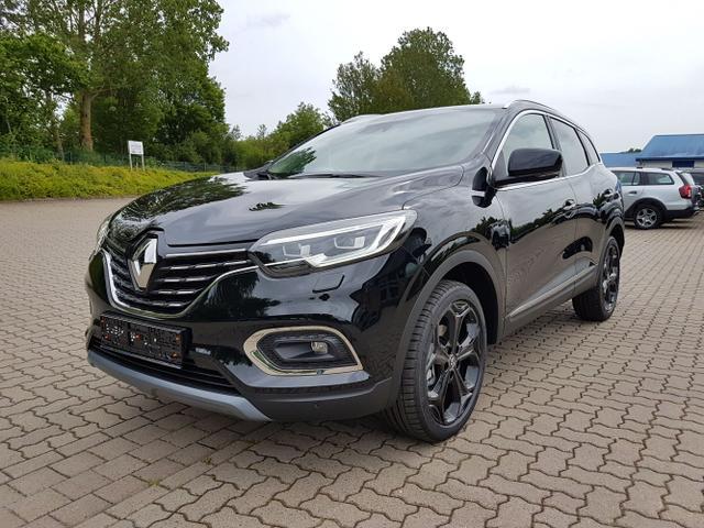 Renault Kadjar - Black Edition NAVI/Kamera/LED/ALU Lagerfahrzeug