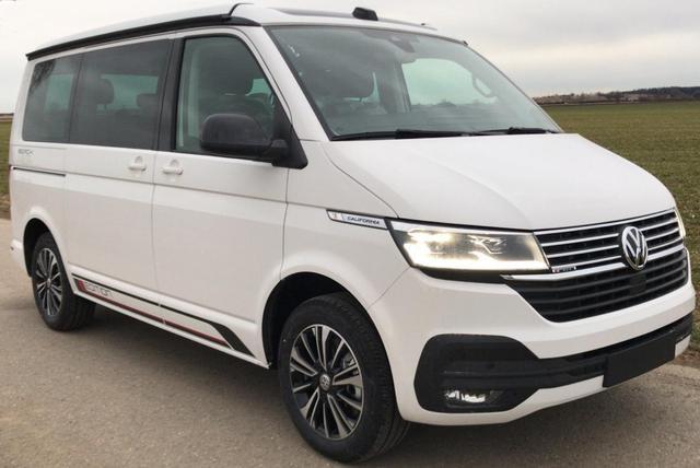 VW California 6.1 Beach EU-Neuwagen Reimport